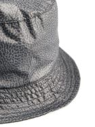 Borbonese Printed Hat - Nero