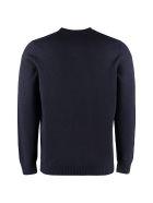 Drumohr Merino Wool Pullover - blue