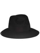 Ruslan Baginskiy Stitch Detail Hat - Black