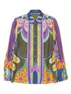Alberta Ferretti Shirt - Multicolor
