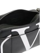 Valentino Garavani Belt Bag - Nero/bianco ottico