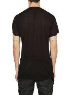 Rick Owens Sheer Crew T-shirt - Black