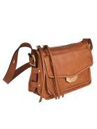 Rag & Bone Messenger Shoulder Bag - Brown