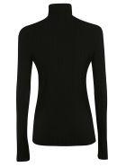 Simon Miller Ribbed Knit Sweater - Black