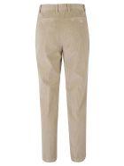 Aspesi Cropped Corduroy Trousers - Beige