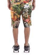 Dolce & Gabbana Printed Bermudas - Multi
