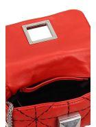 Sonia Rykiel Le Copain Cuir Bag - red