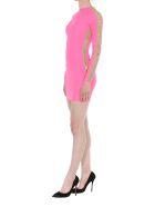 GCDS Lycra Dress - Pink