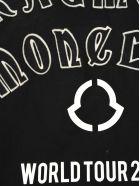 Moncler Fragment Moncler Fragment Raggae Bomber Jacket - BLACK + WHITE