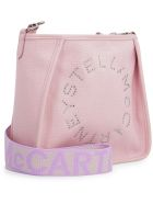 Stella McCartney Stella Logo Shoulder Bag - Pale Pink