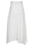 Isabel Marant Étoile Im Etoile Aline Skirt - WHITE