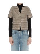 Herno Short Down Jacket - Grey
