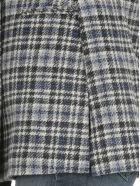 Golden Goose Glen Check Jacket - BLACK/NAVYTWEED
