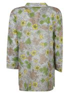 Tory Burch Printed Tunic Dress - Multicolor