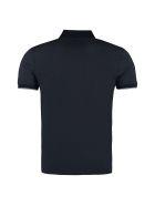 C.P. Company Tacting Cotton Piqué Polo Shirt - blue