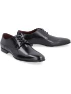 Dolce & Gabbana Leather Lace-up Derby Shoes - black
