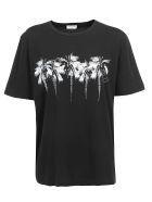 Saint Laurent T-shirt - Noir/blanc