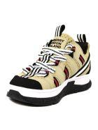 Burberry Beige Union Sneakers - Beige