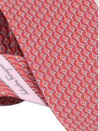Salvatore Ferragamo Silk Tie - F.ROSSO