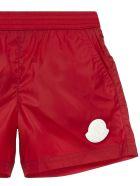 Moncler Enfant Swimsuit - Red