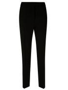 Max Mara Pianoforte Straight Trousers - Black