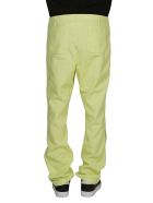 Maison Margiela Side Stripe Track Pants - Yellow