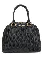 Miu Miu Hand Bag - Nero