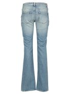 Saint Laurent Flare Jeans - Used 70's blue