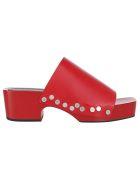 Proenza Schouler Sandals - Fiesta+red clog