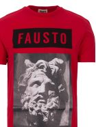 Fausto Puglisi T-shirt - Red