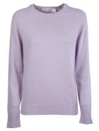 Victoria Beckham Classic Sweater - Lilac