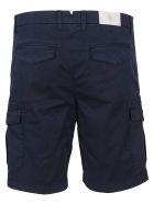 Eleventy Slim-fit Shorts - Blue