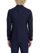 Tagliatore Monte Carlo Double-breasted Blazer - Blu