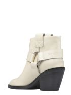 See by Chloé Texan Anhle Boots - White