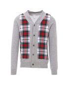 Comme des Garçons Shirt Cardigan - Grey