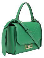 Givenchy Eden Mini Handbag - Grass green