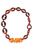 Prada ''70 Logo' Necklace - Multicolor