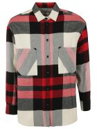 Woolrich Patterned Shirt - Black check