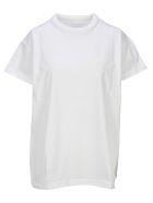Maison Margiela Martin Margiela Padded T-shirt - WHITE