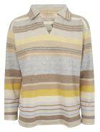 De Clercq Striped Sweater - Multicolor