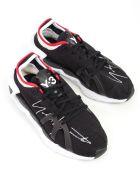 Y-3 Fyw S97 Sneakers W/logo - Ftwr White
