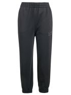 McQ Alexander McQueen Ribbed Cuff Track Pants - Darkest Black
