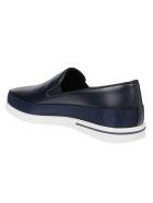 Prada Linea Rossa Sneaker Slip-on Saint Tropez - Bleu