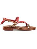 Ash Pattaya Sandals - Brasil Cuoio