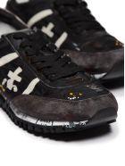 Premiata Sean Sneakers - Nero beige