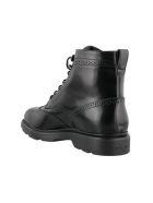 Hogan H393 Ankle Boots - Black