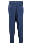 Ami Alexandre Mattiussi Loose-fit Woven Trousers - Used blue