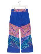 Kenzo Kids 'activewear' Overalls - Multicolor
