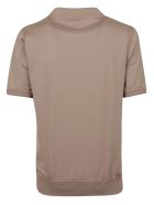 Eleventy Fitted T-shirt - Sabbia