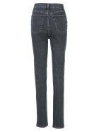Helmut Lang High-waist Skinny Jeans - GREY